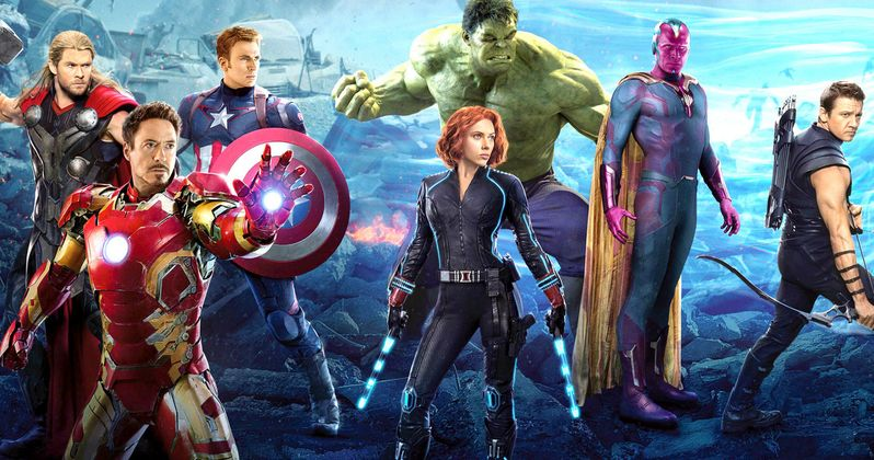 Avengers 2 Japanese Trailer Shows All the Best Moments