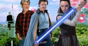 New Star Wars 9 Rumors Include George Lucas, Lando, Lightsabers and Rey