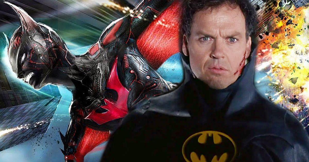 Создатель «Бэтмена за гранью» считает, что фильм с живым боевиком с Майклом Китоном может сработать