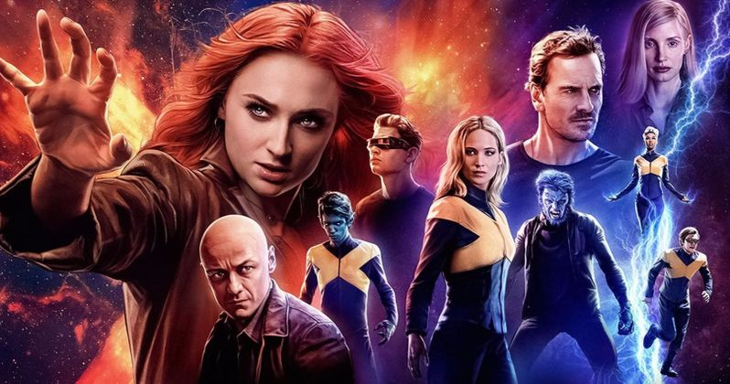 Dark Phoenix Ends Theatrical Run as Lowest Grossing X-Men Movie Ever