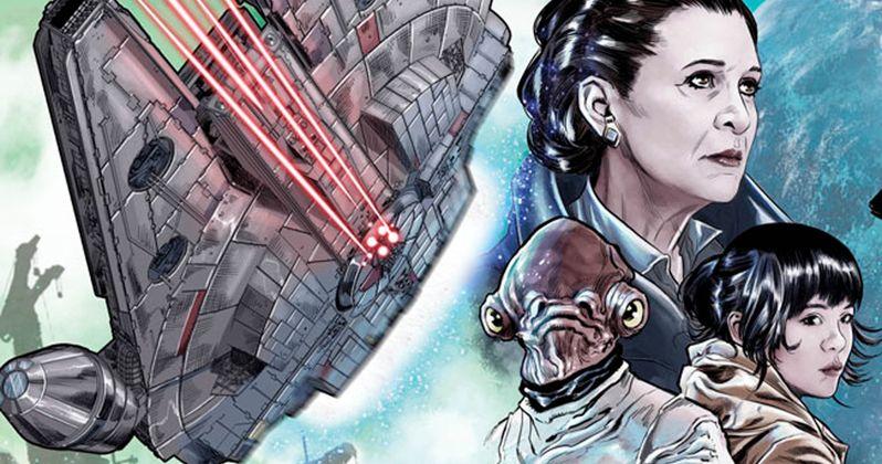 Star Wars: The Rise of Skywalker Novel Cover Hints at Original Trilogy Character Return