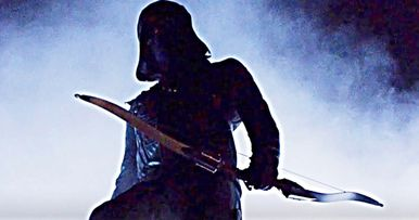 Arrow Season 7 Trailer Unleashes the Deadly Longbow Hunters