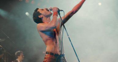 Bohemian Rhapsody Trailer Has Rami Malek Rocking Out as Freddie Mercury