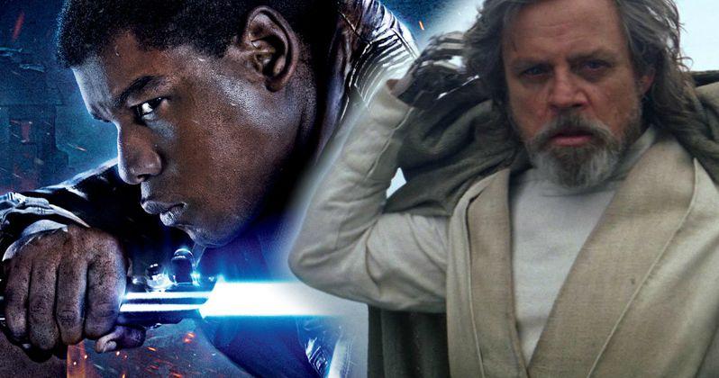Hamill and Boyega Troll Star Wars Fans with Finn Skywalker Tease