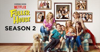 Fuller House Renewed for Season 2 at Netflix
