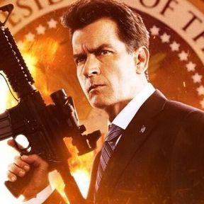 Machete Kills Charlie Sheen Character Poster