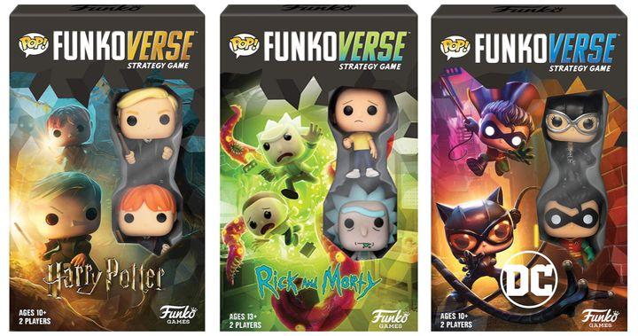 Endgame Funko Pops! Tease Hulk Vs  Thanos Rematch
