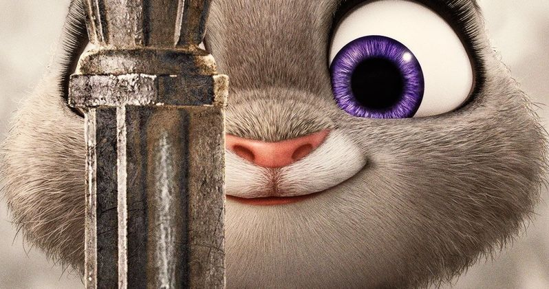 Zootopia Posters Reveal the Animal World's Top Movies