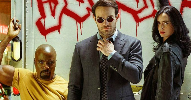 Daredevil, Jessica Jones and Luke Cage Return to Netflix in 2018