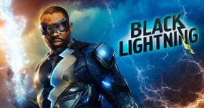 Black Lightning Teaser Gives The CW Superhero a New Logo