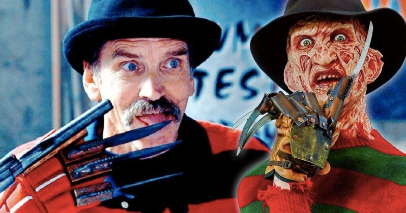 Bill Moseley Would Love to Play Freddy Krueger, So Fans Started a Petition