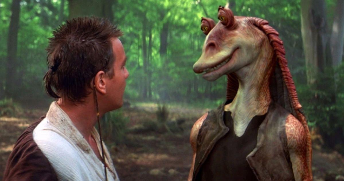 Ahmed Best Is Down to Return as Jar Jar Binks in a Future Star Wars Project