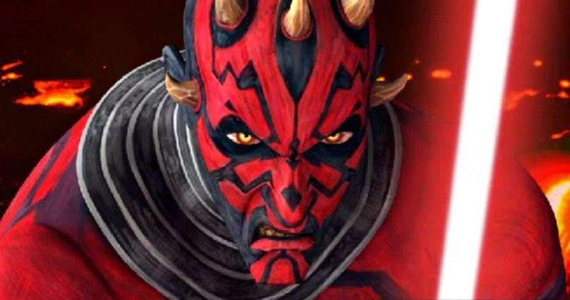 Star Wars Rebels Season 3 Clip Goes Inside Darth Maul's Lair