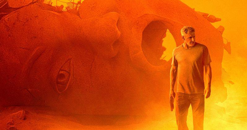 Deckard Returns in New Blade Runner 2049 Poster
