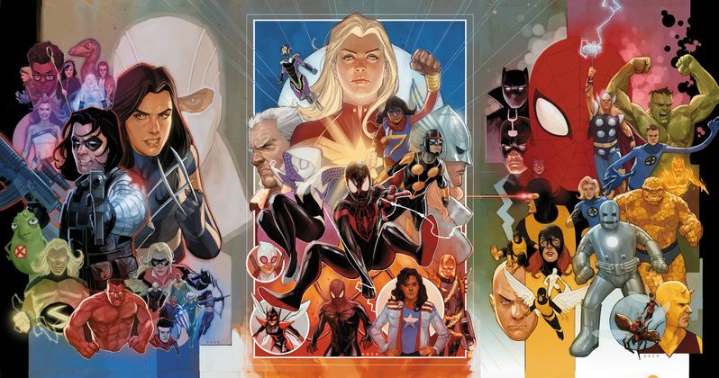 Marvel Kicks Off Year-Long Event to Celebrate 80th Anniversary
