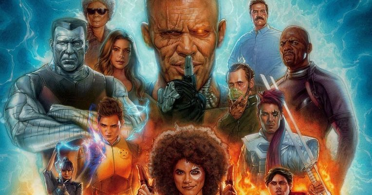 New Deadpool 2 Poster Has Everything, Even the Kitchen Sink