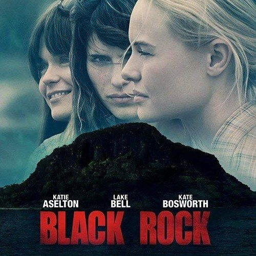 Black Rock Poster with Katie Aselton, Lake Bell, and Kate Bosworth