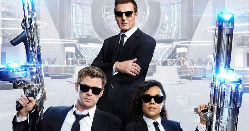 Men In Black: International Trailer Has Arrived, Meet the New Team