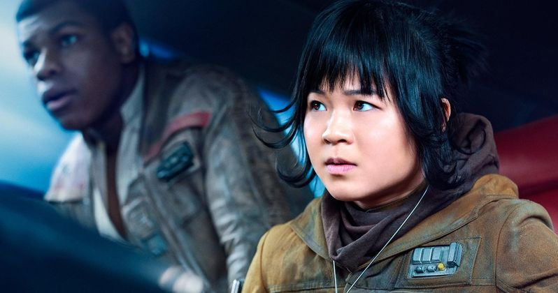 Last Jedi Newcomer Had Never Seen a Star Wars Movie Before