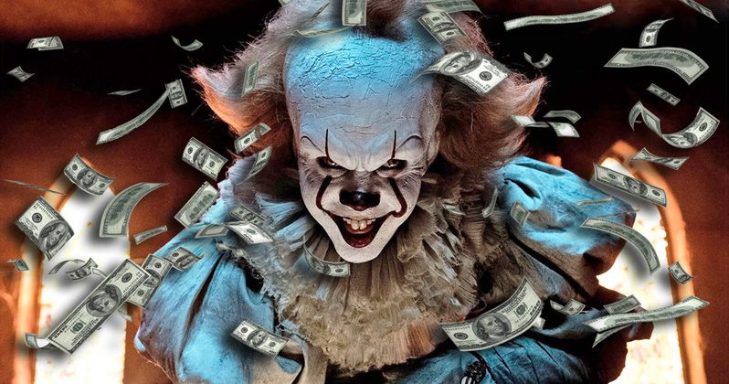 IT Is First Horror Movie Ever to Pass $300 Million
