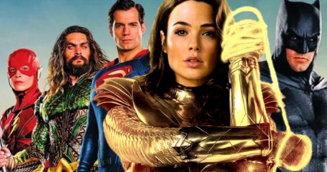 Раскрыта стратегия выпуска Blu-ray Зака Снайдера «Лига справедливости» и «Чудо-женщина 1984»?