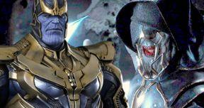 Avengers: Infinity War Finds Thanos a Sidekick
