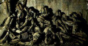 Alien: Covenant Deleted Scene Explores Engineer Graveyard