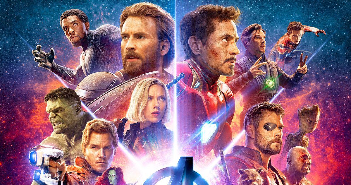 Infinity War Dvd Release