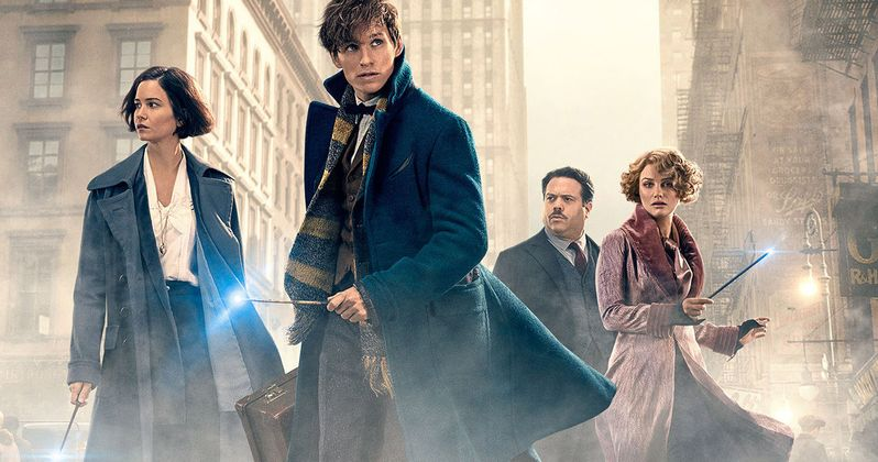 Final Fantastic Beasts Trailer: Harry Potter Prequel Unleashes More Monsters