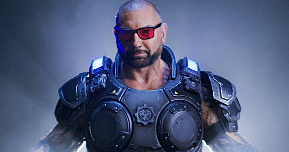 Bautista Enters Gears Of War 5 As Playable Character In