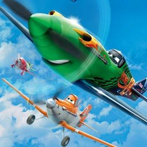 EXCLUSIVE: Dane Cook and Teri Hatcher Talk Disney's Planes