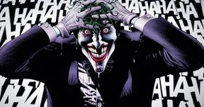 Batman: The Killing Joke Trailer Unveils Mark Hamill's Joker