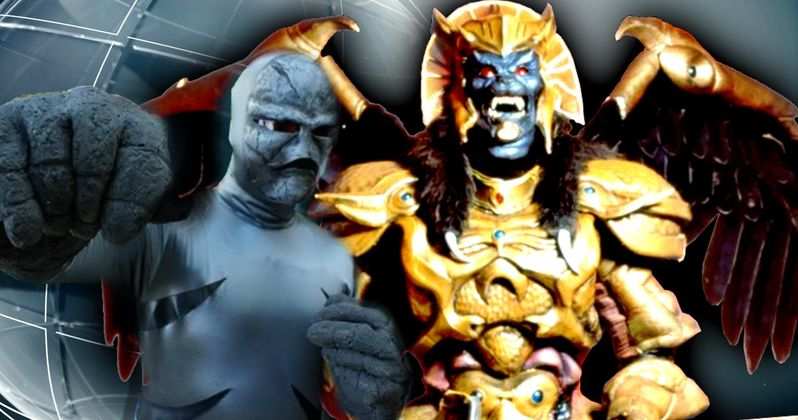 Power Rangers Movie Goldar and Putty Patrol Details Revealed