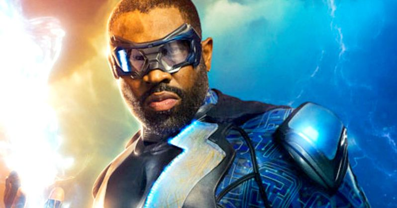 First Look at The CW's New DC Hero Black Lightning