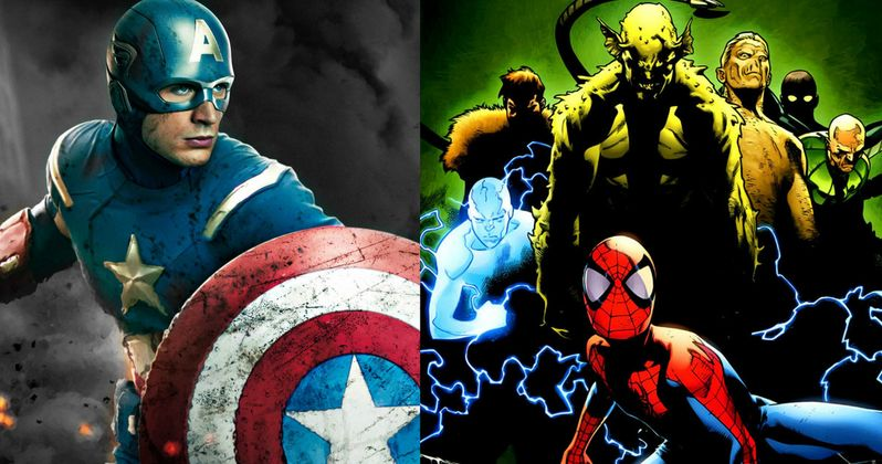 Sony Wanted Captain America 3 to Set Up Sinister Six