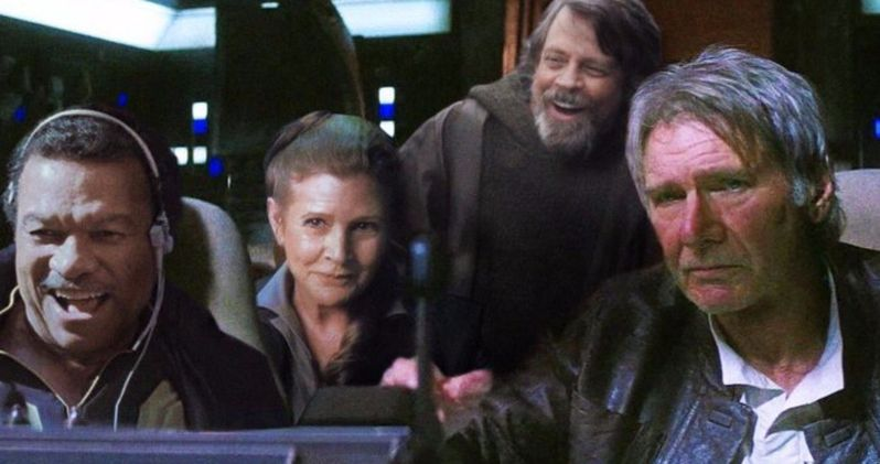 Mark Hamill Shares What Could Have Been with Original Star Wars Cast