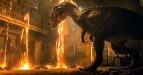 Jurassic World: Fallen Kingdom Trailer #2 Unleashes a Dinosaur Rampage