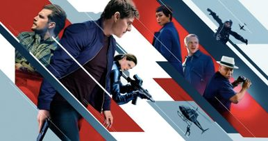 Mission: Impossible 6 Wins the Weekend Box Office with $61.5M