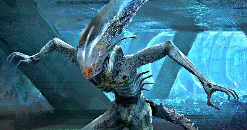 Unused Prometheus 2 Ideas Revealed in Alien Covenant Concept Art