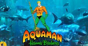 Aquaman Gets Super Friends Treatment in Crazy Fan-Made Trailer
