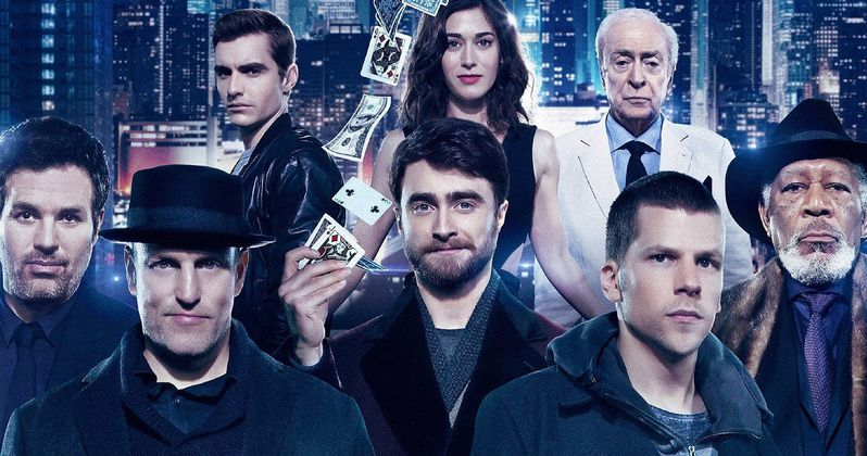 Now You See Me 3 Is Happening with San Andreas 2 Writers