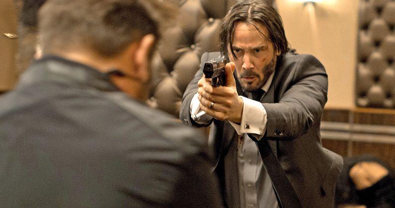 Keanu Reeves Talks John Wick 2 Story & New Characters