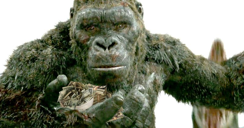 Kong: Skull Island Stomps Past $500M at the Worldwide Box Office