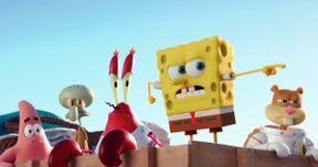 The SpongeBob Movie: Sponge Out of Water Trailer!