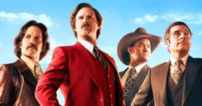 GIVEAWAY: Win an Anchorman 2 Talking Figure Signed by Will Ferrell