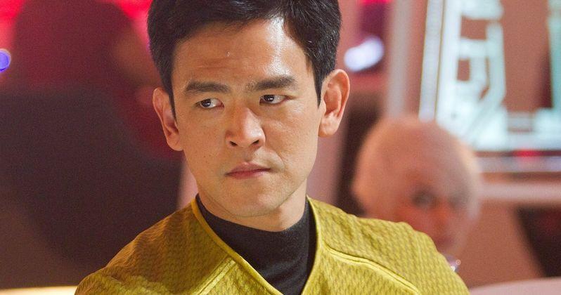 Star Trek Beyond Feels Like the Original Series Says John Cho