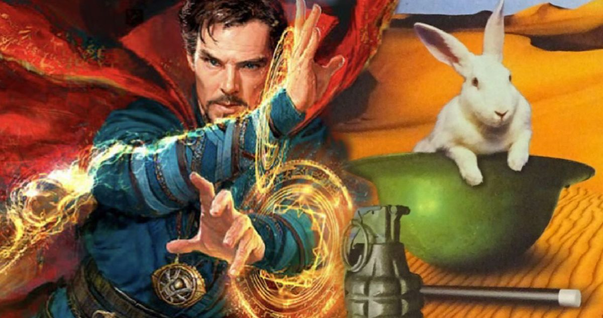 War Magician Benedict Cumberbatch Colin Trevorrow