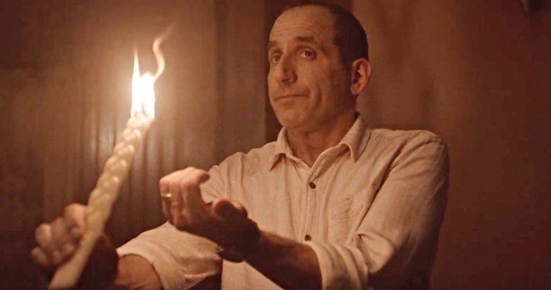 Zombie Hunting Rabbi Goes to Work in New Fear the Walking Dead Season 5 Clip