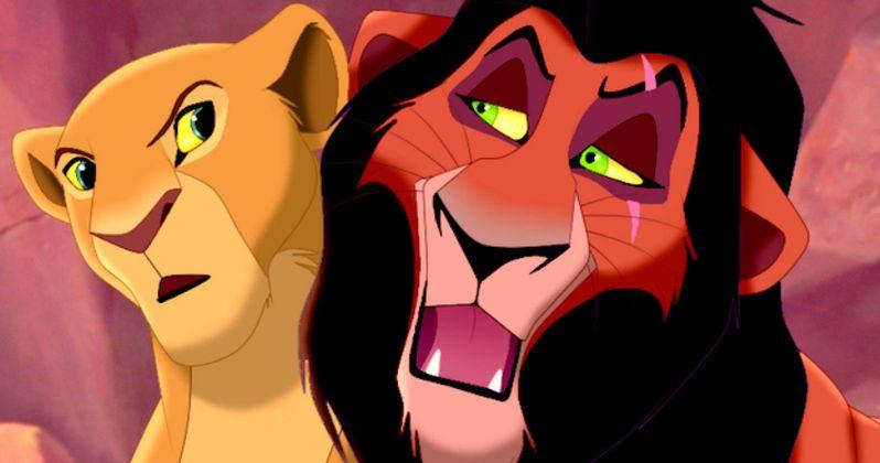 Lion King Deleted Scene Has Scar Making Moves on Nala