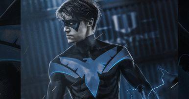 What Finn Wittrock Looks Like as Nightwing